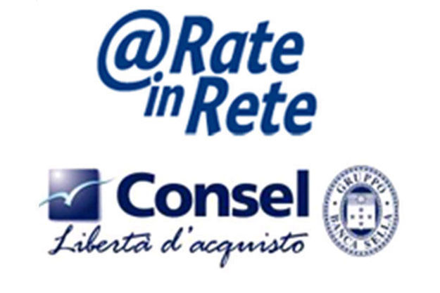 """Picture of """"Consel @ Rate in Rete"""" payment plugin"""